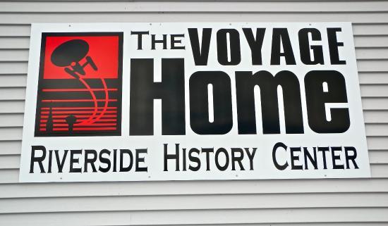 Riverside, IA: A great museum