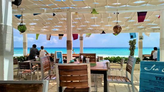 sea corner restaurant live aqua picture of live aqua beach