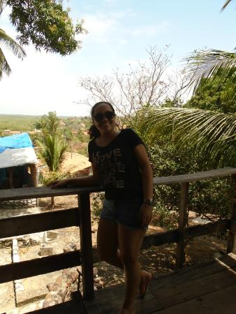 Sitio Tijupa: Vista