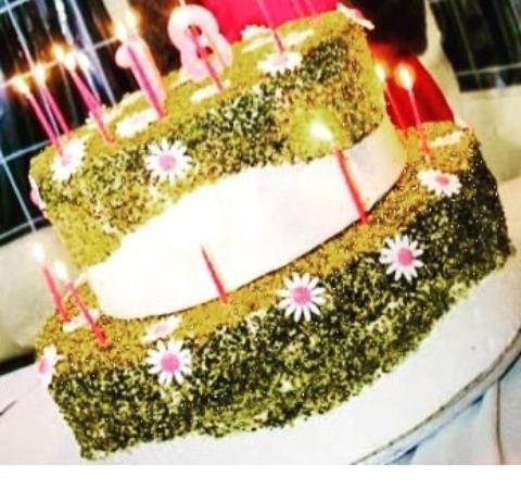 Meravigliosa La Mia Torta Dei 18 Anni Macarones Squisiti E