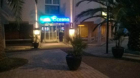 Hotel Escale Oceania Biarritz: Hotel