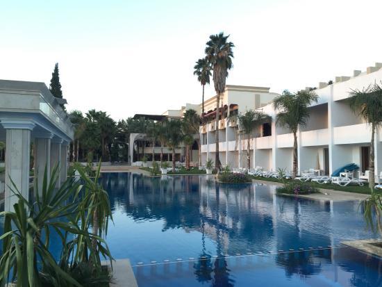 Zaki Hotel: Essen und Pool waren super. Zimmer war auch sehr gut!
