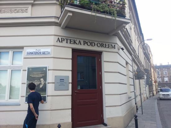 Foto de Barrio judío (Kazimierz), Cracovia: Barrio Judío ...