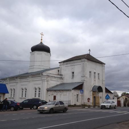 Gzhel, Ρωσία: Успенский храм в Гжели