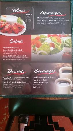 Fulton, KY: Angelina's Pizza