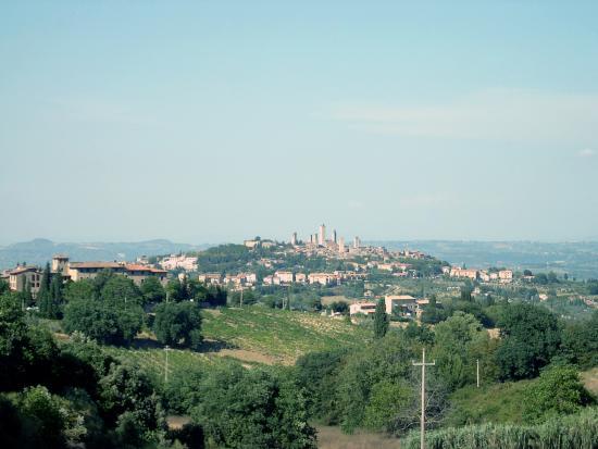 Villa Baciolo: Vista dal tavolo della colazione