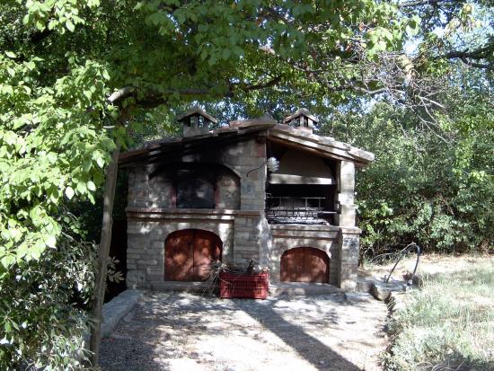 Villa Baciolo: Forno