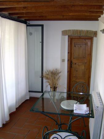 Villa Baciolo: L'appartamento