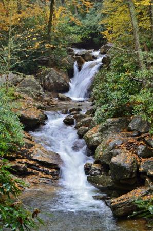 Canton, Carolina do Norte: Skinny Dip Falls