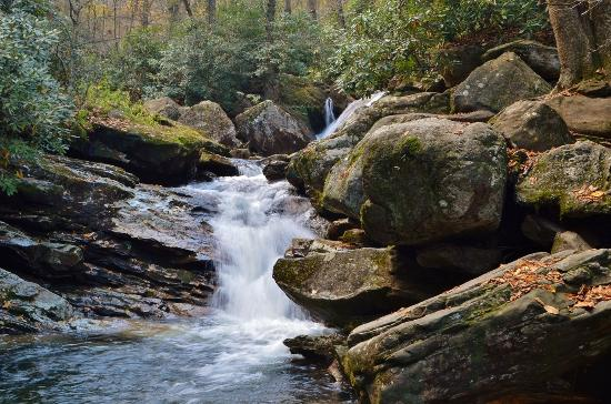 Canton, NC: Skinny Dip Falls
