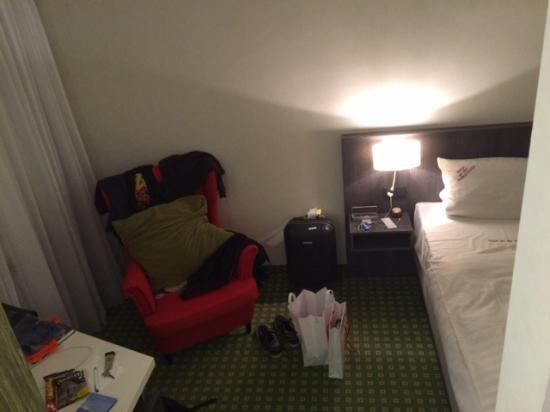 Hotel An der Philharmonie : room 102