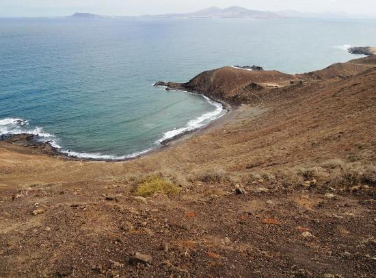Playa de La Calera - Picture of Isla de Lobos, La Oliva - TripAdvisor
