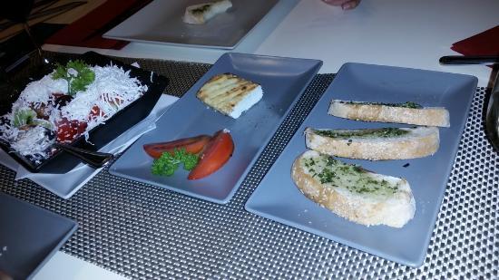 Mkc Restaurant: Bruschetta