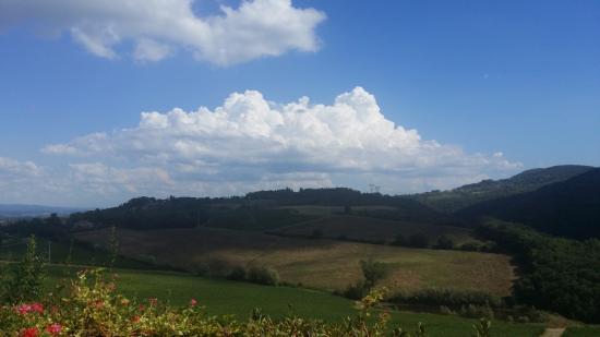 Fattorie Santo Pietro: Panorama