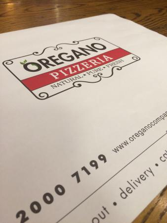 Oregano Pizzeria