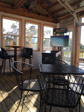 Lake City, SC: Railway Charcoal Bar & Grill
