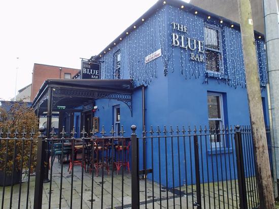 The Blue Bar, Kilkenny
