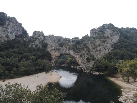 Pont dArc  Picture of Camping Le Petit Bois, Ruoms  TripAdvisor