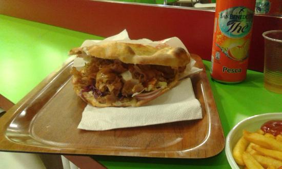 Pizzeria Kebab Istanbul Bosforo