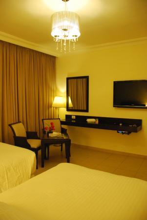 Ocean Hotel: Single room