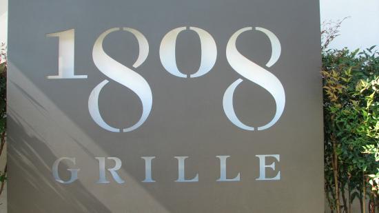 1808 Grille: Hutton Hotel Nashville