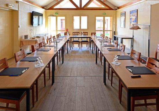 Logis Hôtel des Lacs : Meeting