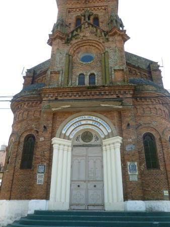 Iglesia Nuestra Senora de Pompeya