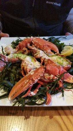 Oscar's Seafood Bistro: One of our selections!