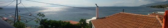 Afissos, Griekenland: SeaView!!!