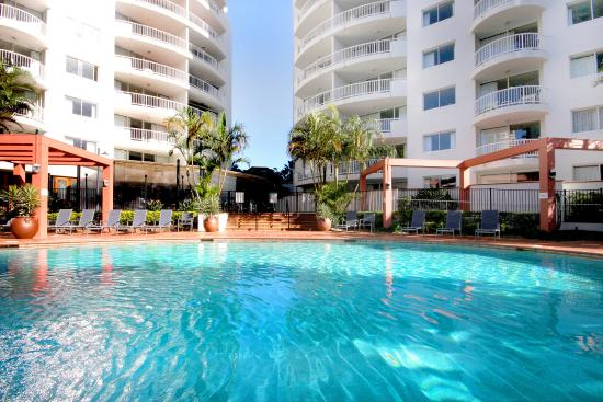 Alpha Sovereign Hotel Australis Swimming Pool