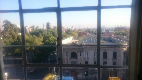 Apartamentos-Hotel Avilla: Vista de la habitación 66