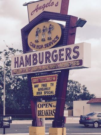 Photo of Restaurant Angelo's Hamburgers at 511 S State College Blvd, Anaheim, CA 92806, United States