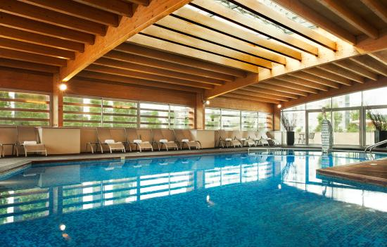 Indoor Swimming Pool Picture Of Corinthia Hotel Lisbon Lisbon Tripadvisor