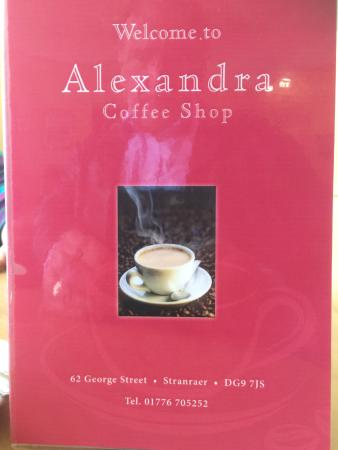 Alexandra Coffee Shop