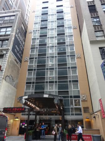 Hotel Vicino Penn Station New York