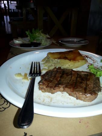 El Gran Concepcion Restaurante: Gringa in Concepción, Chile