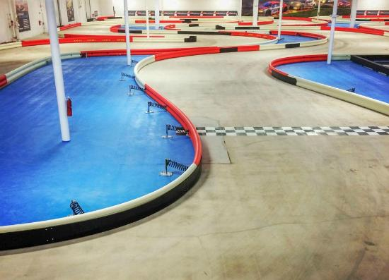 Photo of Athletics and Sports K1 Speed Miami at 8600 Nw South River Dr, Medley, FL 33166, United States