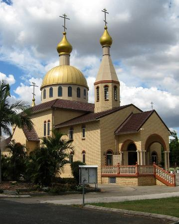‪St Nicholas Russian Orthodox Cathedral‬