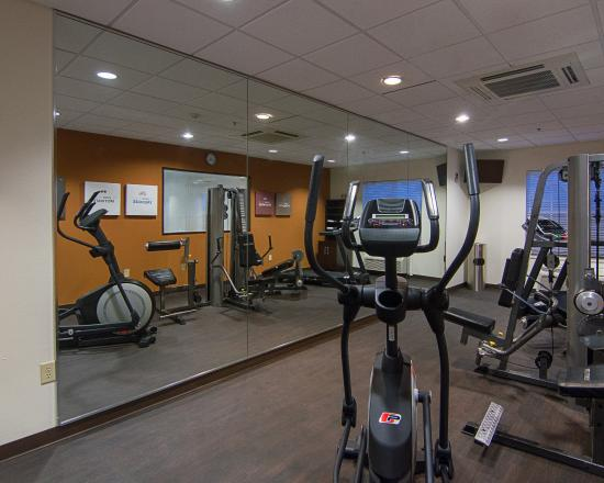 Comfort Suites Tomball: Fitness Center