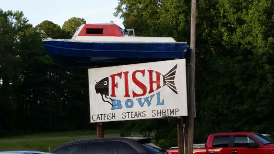 Ashdown, AR: Fish Bowl Millwood