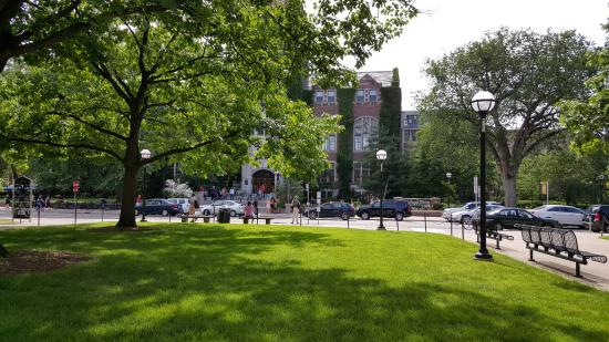 University of Michigan Museum of Art: Front side view