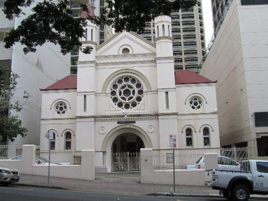 Brisbane Synagogue