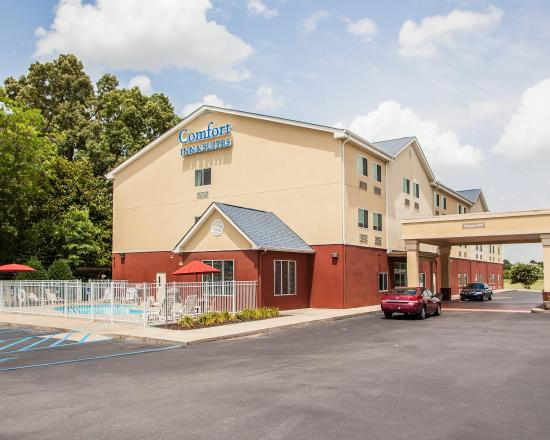 ‪Comfort Inn Muscle Shoals‬