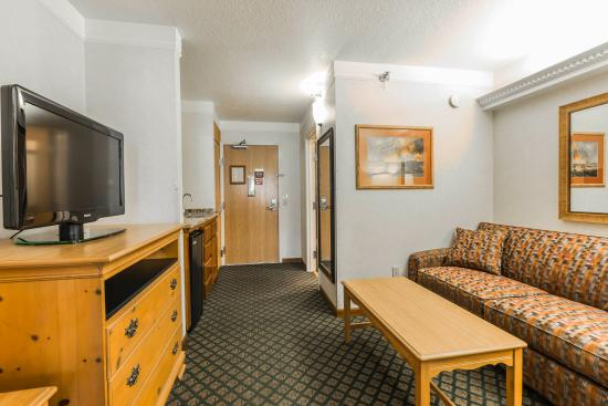 Comfort Inn and Suites Durango: KING SUITE