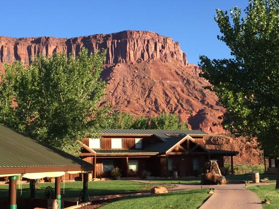 Room picture of sorrel river ranch resort and spa moab for Moab utah cabins
