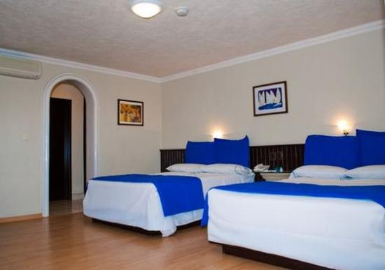 Arborea Hotel: Guest Room