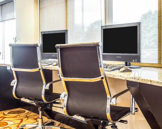 Comfort Suites Rock Hill: Business Center
