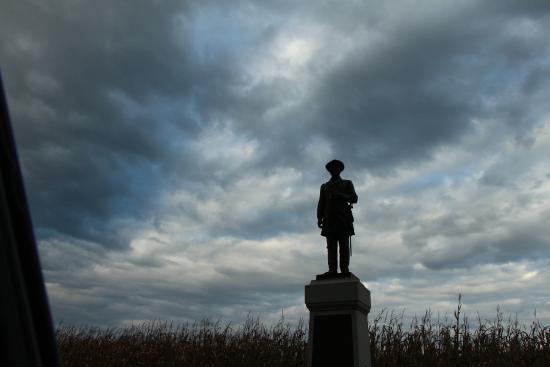 Sharpsburg, MD: Statue