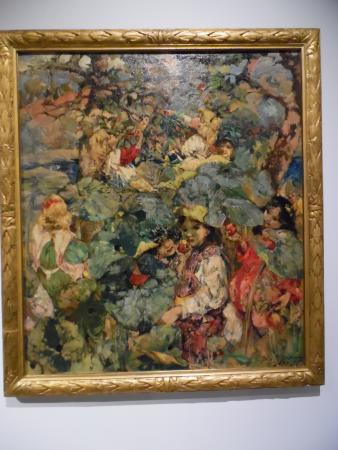 Drents Museum: Painting in the Glasgow Boys exhibition