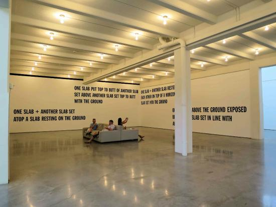 Dia:Beacon - Lawrence Weiner